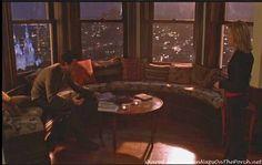 Movie Just Like Heaven Bay Window Overlooking San Francisco  -  Pinned 8-26-2015.