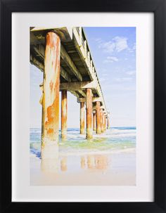 Click to see 'Rusty Bridge' on Minted.com