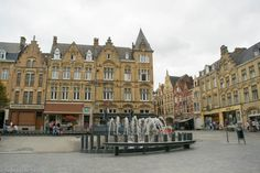 A weekend in Ypres is the perfect location base to seek out the historic and memorable locations of World War One. Ypres Belgium, Ww1 History, World War One, What You Can Do, How To Memorize Things, Street View, Europe, Travel, Life