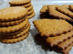 Homemade Graham Crackers :)