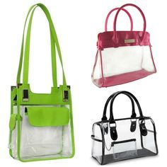 All Clear About NFL s New Bag Policy  Clear Plastic BagsClear ... 2eac6379f51c6