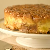 Caramel Bread Pudding Recipe | PBS Food