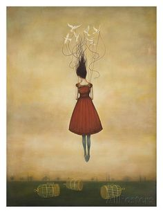 Suspension of Disbelief Prints by Duy Huynh at AllPosters.com