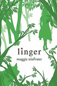 Linger (Wolves of Mercy Falls Series #2). Shiver is the first one and Forever is the 3rd.  Good books