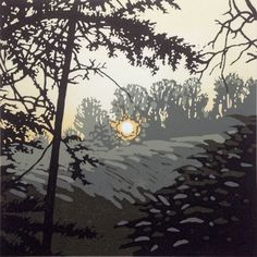 Buy Last Light, Waddesdon, Linocut by Alexandra Buckle on Artfinder. Discover thousands of other original paintings, prints, sculptures and photography from independent artists.