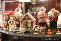 The Tablescaper: Kitchen Decorating for Christmas– Exciting News