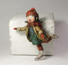 Это обзорная статья в направлении 'елочная игрушка' содержит фотографии моих работ за 2013 .'Сказка о Мудром Небе' 2013. (в частном собрании) 'Рыбки' 2013(в частном…