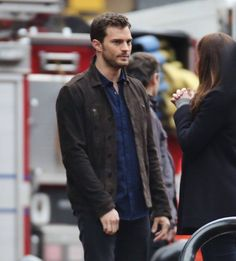 Jamie Dornan as Christian Grey filming Fifty Shades Darker and Freed  http://www.everythingjamiedornan.com/gallery/displayimage.php?album=lastup&cat=0&pid=22667#top_display_media