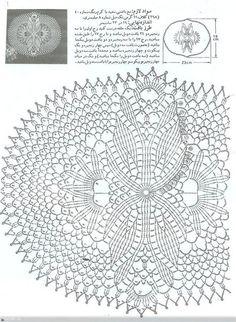 Delicadezas en crochet Gabriela: Carpeta vintage