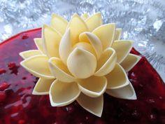 Chocolate flower
