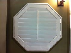 How To Cover Those Goofy Octagonal Windows Jarvis House