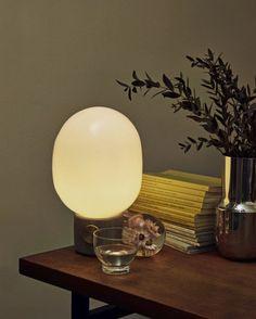 Bed Habits | Concrete Lamp