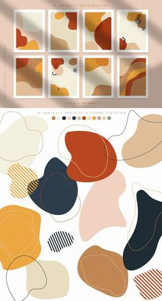 graphic design Grand Abstract: Modern Geometric Vector Graphic Design Set Comments From Your Vacuum Coperate Design, Layout Design, Vector Design, Design Trends, Logo Design, Design Ideas, Graphic Design Posters, Graphic Design Inspiration, Geometric Graphic Design
