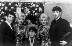 * The Beatles! 17/March/1962.