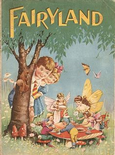 Fairyland, front cover.