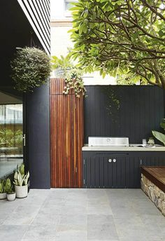 "Outstanding ""outdoor kitchen designs layout patio"" information is readily available on our internet site. Take a look and you wont be sorry you did. Outdoor Rooms, Outdoor Gardens, Outdoor Living, Outdoor Decor, Outdoor Ideas, Outdoor Patios, Outdoor Kitchens, Outdoor Cooking, Outdoor Bars"
