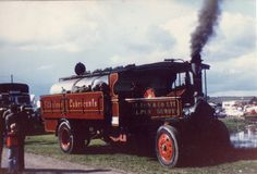 Chasewater Railway Museum 3 photos of Years back at Chasewater Remember when there used to be Transport Shows at Chasewater - these are a few of the exhibits. ( Well before my time with the Raiway!...
