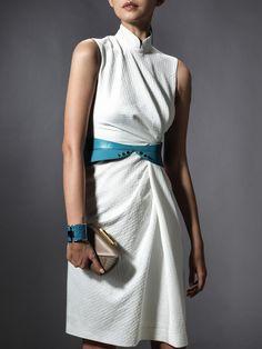 Polyester Knot Dress