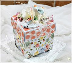 Exploding Boxes, Decorative Boxes, Container, Diy, Home Decor, Do It Yourself, Decoration Home, Bricolage, Interior Design