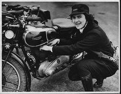 Memorial Day Salute to Women Riders during Wartime…   Demenshea's Ride Like a Girl--Miss Barrington Ward, Dispatch — 1941