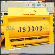 Worthy to have durable used concrete mixer machine