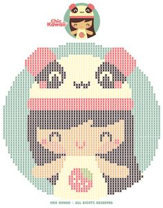 Thrilling Designing Your Own Cross Stitch Embroidery Patterns Ideas. Exhilarating Designing Your Own Cross Stitch Embroidery Patterns Ideas. Beaded Cross Stitch, Crochet Cross, Cross Stitch Embroidery, Embroidery Patterns, Kawaii Cross Stitch, Cross Stitch Baby, Modern Cross Stitch Patterns, Cross Stitch Designs, Pixel Art