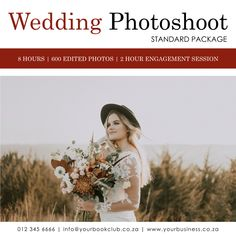 Instagram Template Instagram Post Template, Wedding Photoshoot, Photo Sessions, Engagement Session, Templates, Wedding Dresses, Instagram Posts, Models, Bride Gowns