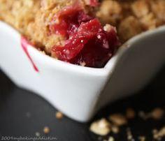 Fresh Cherry Crisp   My Baking Addiction