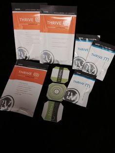 MUST TRY!!! THRIVE, 3 Day Trial, Energy, Weight Loss, Nutrition for Men, Le-Vel
