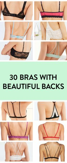 38230c3942999 30 Bras With Beautiful Backs Most Comfortable Bra