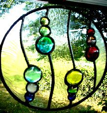 easy project yet very pretty. colour bubbles. a must do.