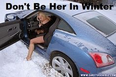 Deadly Winter; Be Prepared By Making a Winter Car Kit