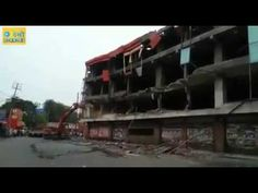Four persons  Killed After Building Collapses During Demolition Drive In...