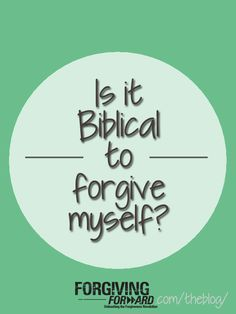"""Is it Biblical to forgive myself? Online Bible Study, Forgive Me, Forgiving Yourself, Christian Living, Money Saving Tips, Peony, Forgiveness, How To Remove, Inspirational Quotes"