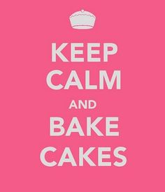 Keep Calm and EAT Cupcakes!