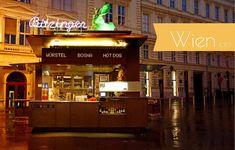 Wien1010 Vienna Austria, Hot Dog, Broadway Shows, Teaser, Travelling, Vienna, Chili Dogs, Sausages