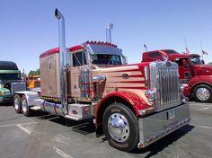 image not displayed Big Rig Trucks, Show Trucks, Old Trucks, Peterbilt 359, Peterbilt Trucks, Custom Big Rigs, Custom Trucks, Heavy Construction Equipment, Trailers For Sale