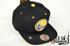 Toronto Snapback has a huge selection of Custom fitted, Snapbacks and Beanies hats from all major brands. Golden State Warriors, Black N Yellow, Beanie Hats, Snapback, Toronto, Logo, Logos, Snapback Hats, Environmental Print