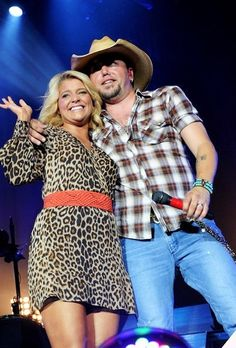 Jason with Lauren A