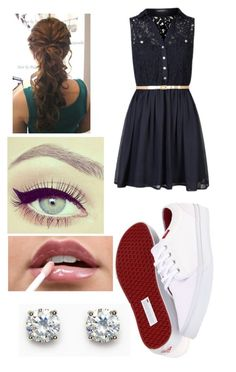 """Untitled #499"" by lea113111 ❤ liked on Polyvore featuring Vans and NOVA"