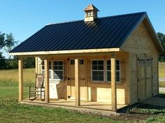 It's a beautiful day for painting! We just had a shed built in the last few…