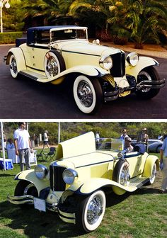 The 1932 Cord L-29 Cabriolet: A Front Wheel Drive vehicle with a 125 HP motor and a classic styling, these cars bespoke an era. The 1932 Cord L-29 production run equaled 4,400 units. Today, a Cord L-29 sell for about $35,000 in bits and pieces and in need of full restoration. A pristine L-29 could fetch upwards of $400,000 at auction.