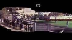 Stabilized, interpolated, panoramic footage of JFK's assassination - Boing Boing
