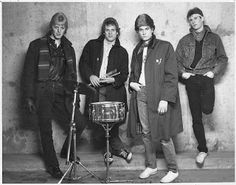 The Libido Boys -- Rock and Roll Angst from the early 80's