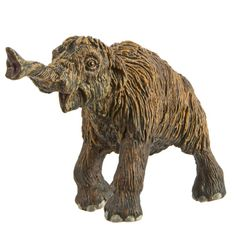 Woolly Mammoth Baby Wild Safari Dinosaurs Figure Safari Ltd - Radar Toys