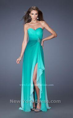La Femme 19894 Dress - NewYorkDress.com