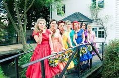 UaU! Vamos Casar!: Amamos | Tudo colorido...!!!