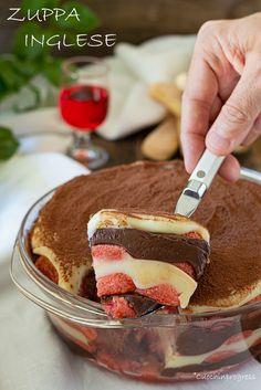 e ai suoi semi. Quindi scaldatelo quasi fino ad arrivare al bollore. Cookie Recipes, Dessert Recipes, Confort Food, Gourmet Cooking, Italian Desserts, Party Desserts, Sweet Cakes, Sweet Recipes, Tapas