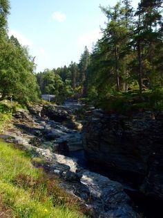 Linn of Dee, Highlands, Scotland