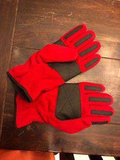 Isotoner Women/'s Gloves Size M L Black Fleece Smartouch Retail $42 NEW